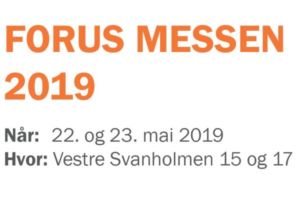 Forusmesse 2019